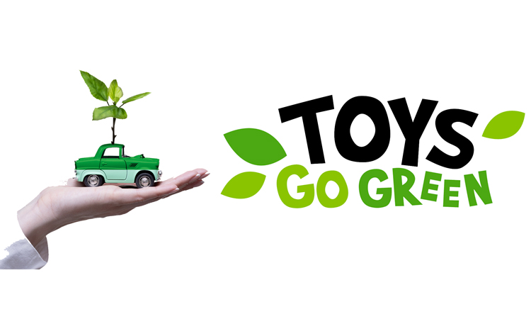 "Spielwarenmesse 2022 è ""Toys go Green"""