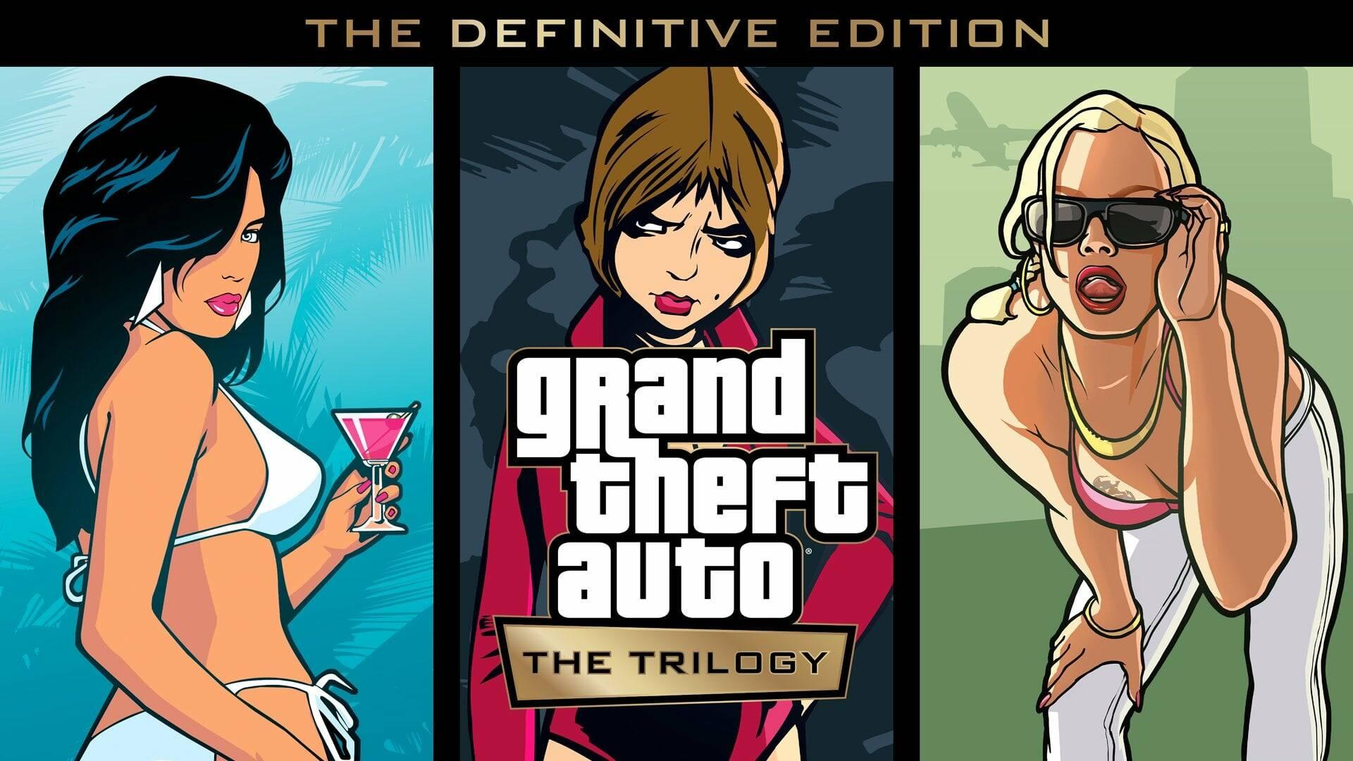Rockstar Games annuncia ufficialmente GTA: The Trilogy – Definitive Edition