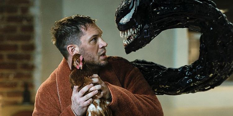 Venom e le altre nuove uscite della settimana